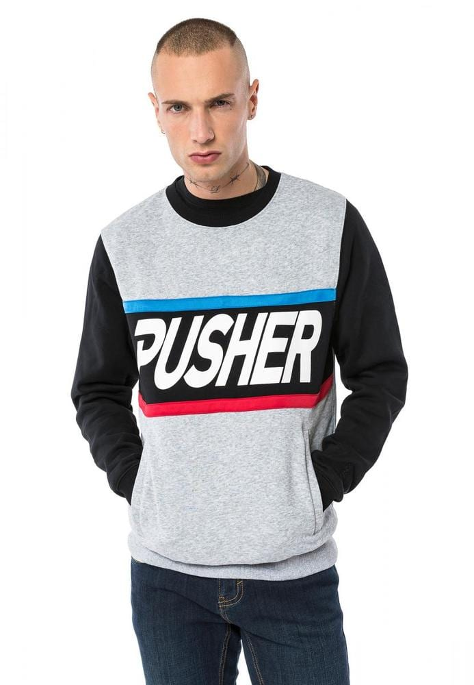 Pusher Apparel PU005 - More Power Sweater