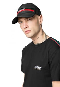Pusher Apparel PU028 - Pusher Hustle Dad Cap