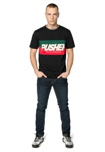 Pusher Apparel PU032 - Pusher Hustle T-shirt