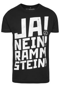 Rammstein RS004 - Camiseta Rammstein Ramm 4
