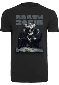 Rammstein RS016 - Rammstein Band Photo Tee
