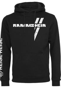 Rammstein RS018 - Rammstein Weißes Kreuz Hoodie