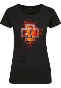 Rammstein RS022 - Rammstein Ladies Lava Logo Tee