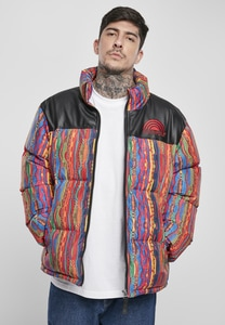 Southpole SP022 - Southpole Multicolored Pattern Jacket
