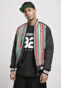 Southpole SP050 - Southpole Stripe College Jacket