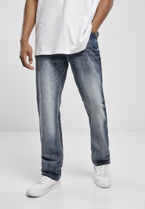 Southpole SP3160 - Streaky Basic Denim Regular Fit