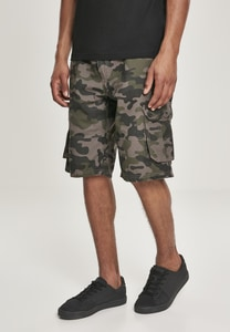 Southpole SP3352 - Belted Camo Cargo Shorts Ripstop