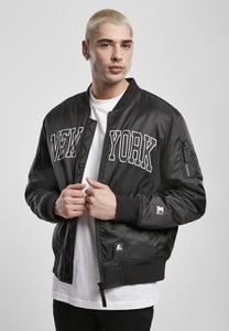 Starter Black Label ST013 - Starter New York Bomber Jacket