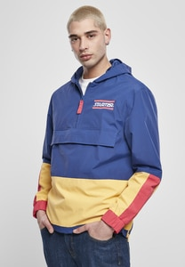 Starter Black Label ST028 - Starter Multicolored Logo Windbreaker