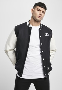 Starter Black Label ST054 - Starter College Jacket