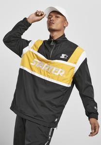 Starter Black Label ST060 - Starter-Halbreißverschluss-Retro-Jacke
