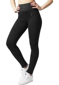 Urban Classics TB1053 - Ladies Interlock High Waist Leggings