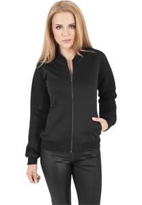 Urban Classics TB1067 - Ladies Scuba Raglan Mesh Jacket