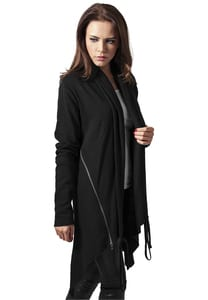 Urban Classics TB1213 - Ladies Terry Cardigan