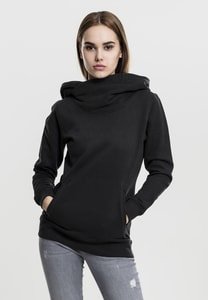 Urban Classics TB1327 - Ladies High Neck Hoody
