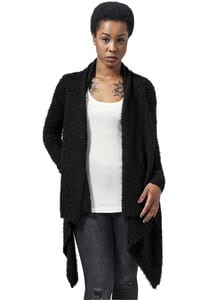 Urban Classics TB1350 - Ladies Knit Feather Cardigan