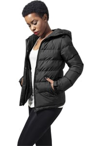 Urban Classics TB1367 - Ladies Bubble Jacket