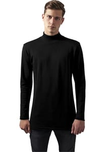 Urban Classics TB1388 - Lang Open Rand Turtleneck Crew