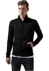 Urban Classics TB1403 - Loose Terry Zip Jacket