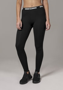 Urban Classics TB1492 - Ladies Logo Leggings