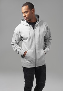 Urban Classics TB1596 - Oversized Sweat Zip Hoody