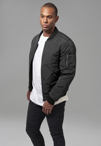 Urban Classics TB1620 - Big Diamond Quilt Bomber Jacket