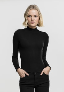 Urban Classics TB1708 - Ladies Turtleneck Longsleeve
