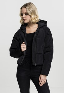 Urban Classics TB1758 - Ladies Hooded Oversized Puffer Jacket