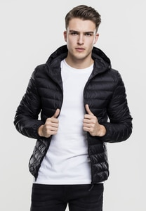 Urban Classics TB1800 - Basic Hooded Down Jacket