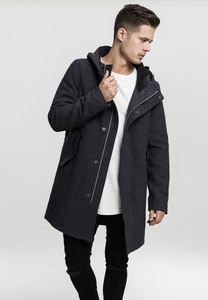 Urban Classics TB1816 - Hooded Structured Parka