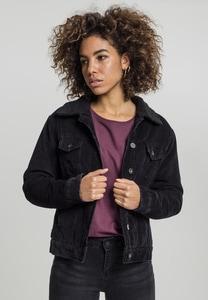 Urban Classics TB1859 - Ladies Sherpa Corduroy Jacket