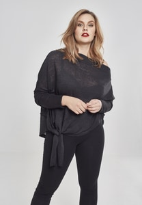 Urban Classics TB1956 - Ladies Asymmetric Sweater