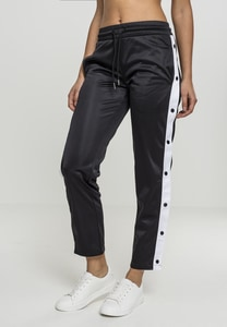 Urban Classics TB1995 - Pantaloni donna Button Up Track