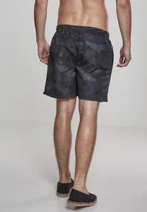 Urban Classics TB2053 - Camo Swim Shorts