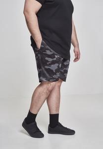 Urban Classics TB2066 - Camo Mesh Shorts