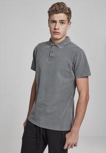 Urban Classics TB2071 - Garment Dye Pique Poloshirt
