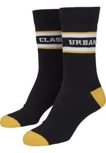 Urban Classics TB2156 - Logo Stripe Sport Socks 2-Pack