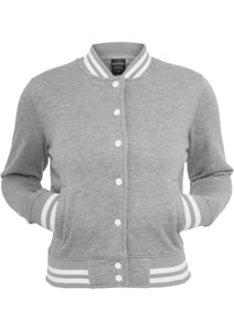 Urban Classics TB216 - Ladies College Sweatjacket