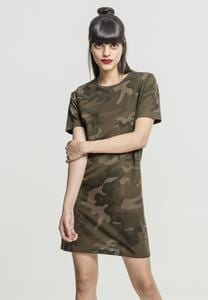 Urban Classics TB2221 - Ladies Camo Tee Dress