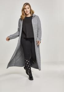 Urban Classics TB2333 - Ladies Terry Long Cardigan