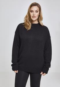 Urban Classics TB2358 - Ladies Oversize Turtleneck Sweater