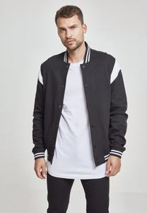 Urban Classics TB2398 - Inset College Sweat Jacket