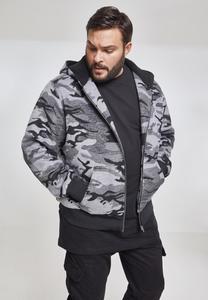 Urban Classics TB2409 - Camo Zip Jacket