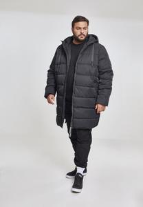 Urban Classics TB2429 - Hooded Puffer Coat