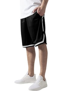 Urban Classics TB243 - Stripes Mesh Shorts