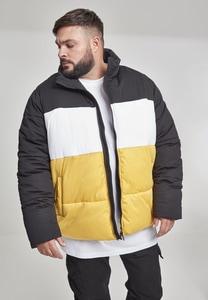 Urban Classics TB2482 - 3-Tone Boxy Puffer Jacket