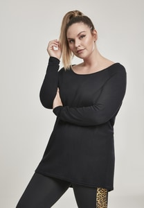 Urban Classics TB2617 - Ladies Raglan Long Sweater
