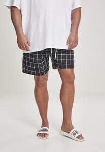 Urban Classics TB2677 - Check Swim Shorts