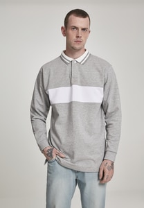 Urban Classics TB2702 - Rugby Panel Shirt