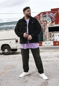 Urban Classics TB2737 - Corduroy Jacket
